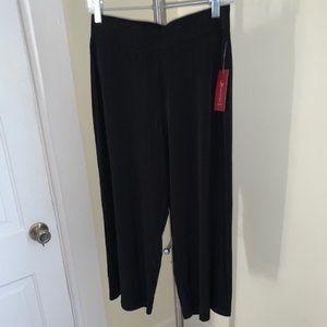 JM Collection Drapey Crop Pant